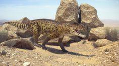 Saurosuchus animation test by Vlad Konstantinov | Animation | 3D | CGSociety