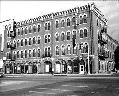 Ogden Hotel - Council Bluffs, Iowa. | Flickr - Photo Sharing!