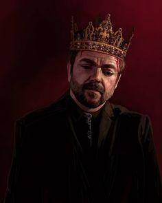39 отметок «Нравится», 1 комментариев — @armellin_fanart в Instagram: «#Crowley #KingOfHell #SPN #Supernatural #fanart #SPNfanart #digitalart #digitalpainting #crown…»