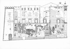 elephant bartlett architecture section drawing - Google Search