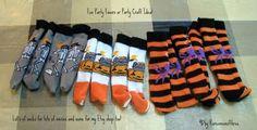 socks for american girl doll