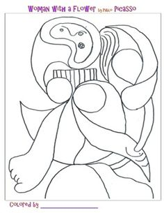 History's most famous artworks come to life with these fantastic coloring pages.   The artists and paintings featured in this pack are:  Pablo Picasso –Woman with a Flower Vincent van Gogh – Café Terrace at Night Henri Matisse – Red Fish Joan Miró – The Garden René Magritte – The Son of Man