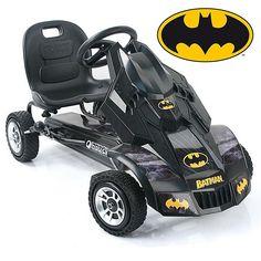 Batman Collectibles, Batman Batmobile, Sports Toys, Outdoor Toys, Outdoor Fun, Ride On Toys, Cool Bicycles, Toys Online, Go Kart