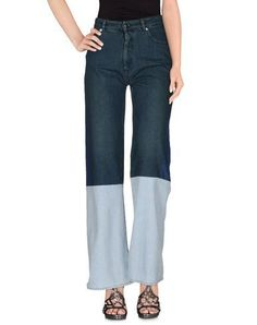 dde4f2683c6e1 Maison Margiela Women Denim Pants on YOOX. The best online selection of Denim  Pants Maison Margiela. YOOX exclusive items of Italian and international ...