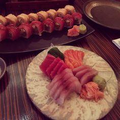 Real japonés Sushi