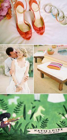 Santa Barbara Wedding by Jose Villa + Jill La Fleur | Style Me Pretty