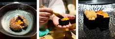 "Sea urchin (uni) at restaurants in Otaru, Japan, are featured in the article ""In Japan, Searching for Prized Sea Urchins"" by Ken Belson 