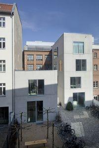 Edificio Joachimstrasse  Berlín 2013