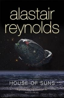 Good old fashioned space opera.