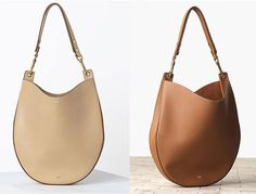 Celine-Sangle-Seau-Bag-Tan   B.D.O.   Pinterest   Celine, Tans and ...