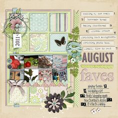 August-2011-Faves