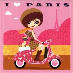 I do love paris!  It is my son's name!