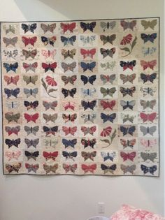 """""""In the Meadow"""": 7 Quilts and a Hooked Rug By Blackbird Designs"""