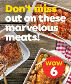 Grilled. Baked. Barbequed. No matter your preference, shop quality meat at Save A Lot today.