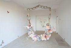 flower hanger seat