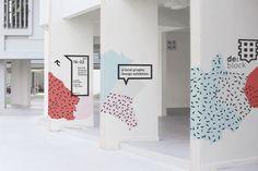 de:block | Exhibition Design on Behance