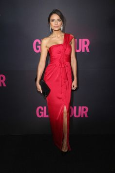 MEXICO CITY, MEXICO - OCTOBER 10: Aislinn Derbez attends the Glamour Magazine 15th Anniversary at Casino Del Bosque on October 10, 2013 in Mexico City, Mexico. (Photo by Victor Chavez/WireImage)