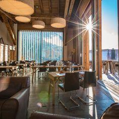 Luxus in den schweizer Alpen im Maiensässhotel Guarda Val