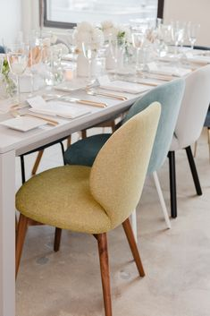 Interior Define Just Launched the Most Beautiful Dining Collection