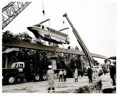 The world's most traveled monorail system, born 1971!