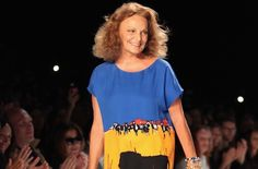 Diane von Furstenberg explains her decision to leave Lincoln Center