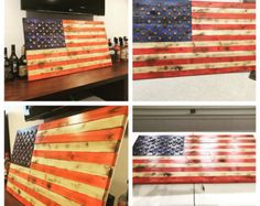 3D Maryland Flag 4 Sizes Wall Art