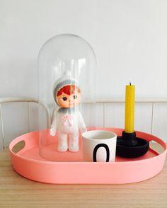 31 vind-ik-leuks, 5 reacties - S I G R I D (@sigrid_salonkleingeluk) op Instagram: 'Happy with this little doll from Lapin & Me 💛'