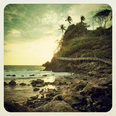 #home #sunset #iloveaceh #aceh #lhoknga #beach #pantai #asia - @iloveaceh- #webstagram