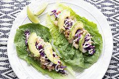 Recipe: Skinny Tilapia Lettuce Wraps