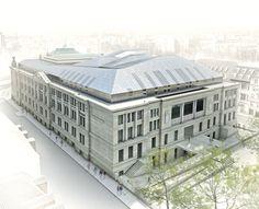 Palais de justice de Strasbourg  Garcés · De Seta · Bonet Arquitectes, SVC Arquitectes