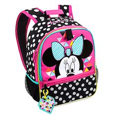 Minnie Mouse Backpack for Kids - Personalizable