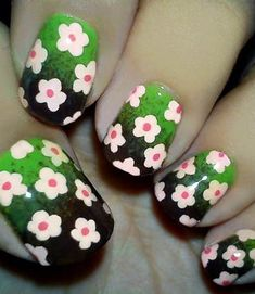 43 Easy Nail Designs