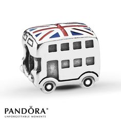 This would go perfectly on a Pandora charm that I want, since I went to London!!!!