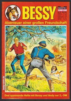 Sammelbände-Deutsche-Hauptreihe-BESSY-Comics-Bastei-Verlag-Teil2 | Harald Burmester