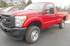 Get excited about the great variety of new Ford trucks near Milan, OH