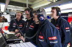 2014 Winter Test, Jerez, Spain #STR9 #GOTOROROSSO #JEREZ #F1