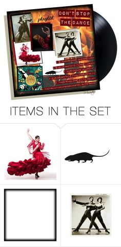 """Don't Stop The Dance"" by misartes ❤ liked on Polyvore featuring art and musicplaylist"