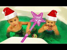 Волшебные Превращения в Ванной МАЛЫШИ ОДНИ ДОМА играют в Щенячий Патруль мультики Видео для Детей    {{AutoHashTags}}