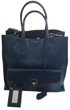 1b10073977a2 Balenciaga Calfskin Leather Padlock All Time Teal Satchel. Save 50% on the  Balenciaga Calfskin. Tradesy