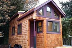 7 Vacation Rentals That Let You Test Drive Tiny House Living: A Roomy Tiny Mansion on Wheels