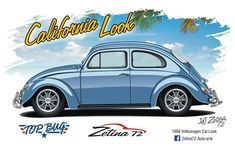 Volkswagen, Kombi Camper, Green Beetle, Cool Car Drawings, Old Classic Cars, Vw Cars, Toyota Tacoma, Vw Beetles, Cars And Motorcycles