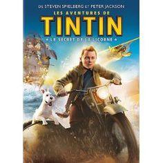 66 - Les Aventures de #Tintin : Le secret de la Licorne (dans le classement des 100 films préférés sur PriceMinister)
