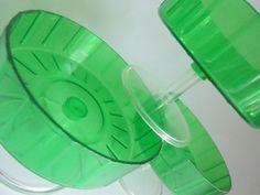 Vintage Schalen - Kult DDR - EISSCHALEN - ein Designerstück von MaDuett bei…