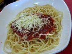 Michi Photostory: Red Ribbon Merienda Meals