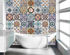 Treppe mit portugiesischen Fliesen Schnittmuste - Fliesenaufkleber - Fliesen - Bodenfliesen - Boden - Bad Fliesen Abziehbild - Küchenfliese Abziehbild PACK von 24 Wandfliesen oder PACK von 24 Bodenfliesen - Sie wählen! <-----------------------------------LINKS-----------------------------------> Um mehr Kunst, die wunderschönen, auf Deine aussehen wird Besuchen Sie unsere Shop anzeigen: https://www.etsy.com/de/shop/homeartstickers Weitere Fliesenaufkleber be...