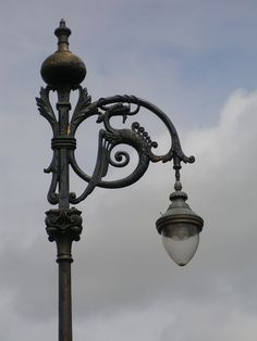 Street Light, Cheltenham, via Flickr.