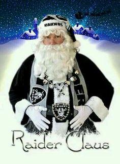 Raider Claus