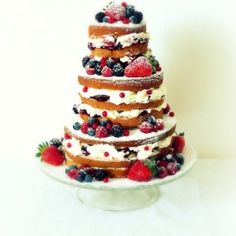 My delicious home made cake! http://www.almiesbakery.nl