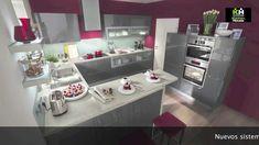 Presentación y muestrario de colecciones | Cocinas Kuchen House 2014 |