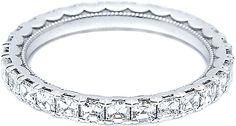 Tacori Asscher Cut Diamond Band 3225